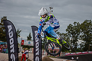 #29 (RENCUREL Jeremy) FRA at the 2016 UCI BMX Supercross World Cup in Santiago del Estero, Argentina