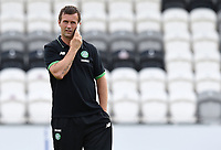 01/07/15 PRE-SEASON FRIENDLY MATCH<br /> CELTIC V DEN BOSCH<br /> ST MIRREN PARK - PAISLEY<br /> Celtic manager Ronny Deila ahead of kick-off.