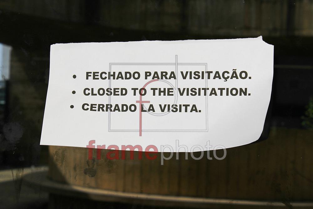 MUSEU CAIS DO SERTÃO - RECIFE - PE - 06/01/2016: O Museu Cais do Sertão Luiz Gonzaga, localizado no bairro do Recife, previsto para voltar seu funcionamento ao público nesta quinta-feira (7) após recesso de final de ano, pode não reabrir. O contrato entre o governo do estado e a organização social que administrava o espaço encerrou em dezembro do ano passado. Foto: Anderson Nascimento/FramePhoto
