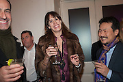 Lauren Goldstein Crowe, Isabella Blow: Fashion Galore! private view, Somerset House. London. 19 November 2013