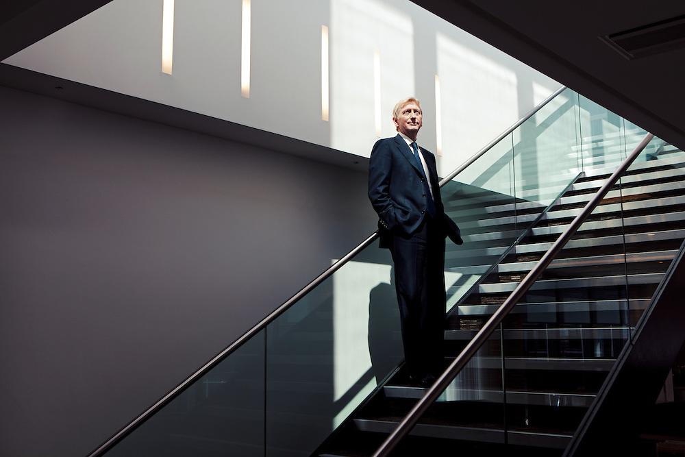 Ian Powell, Chairman PriceWaterhouseCoopers (PWC)