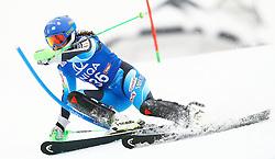 29.12.2013, Hochstein, Lienz, AUT, FIS Weltcup Ski Alpin, Damen, Slalom 2. Durchgang, im Bild Magdalena Fjaellstroem (SWE) // Magdalena Fjaellstroem of (SWE) during ladies Slalom 2nd run of FIS Ski Alpine Worldcup at Hochstein in Lienz, Austria on 2013/12/29. EXPA Pictures © 2013, PhotoCredit: EXPA/ Oskar Höher