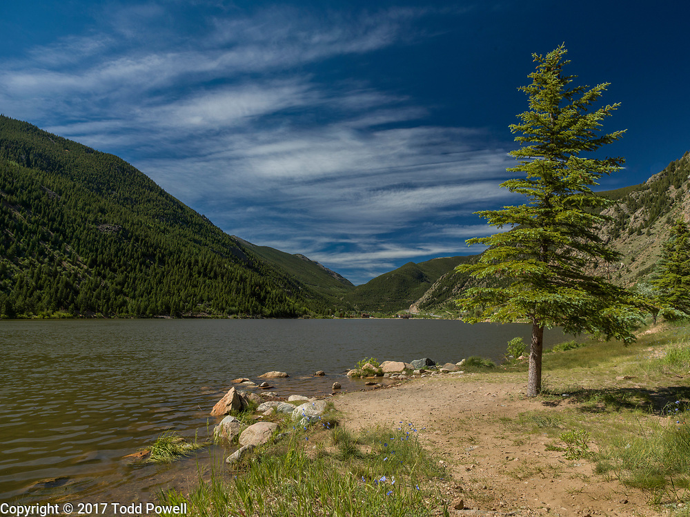 Georgetown Lake, Georgetown, Colorado