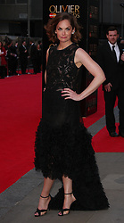 RUTH WILSON attends The Laurence Olivier Awards at the Royal Opera House, London, United Kingdom. Sunday, 13th April 2014. Picture by i-Images