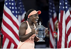 US Open Tennis - 09 Sept 2017