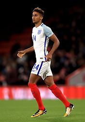 England's Dominic Calvert-Lewin