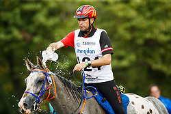Dachs Punti Jaume, ESP, Echo Falls<br /> World Equestrian Games - Tryon 2018<br /> © Hippo Foto - Sharon Vandeput<br /> 13/09/2018