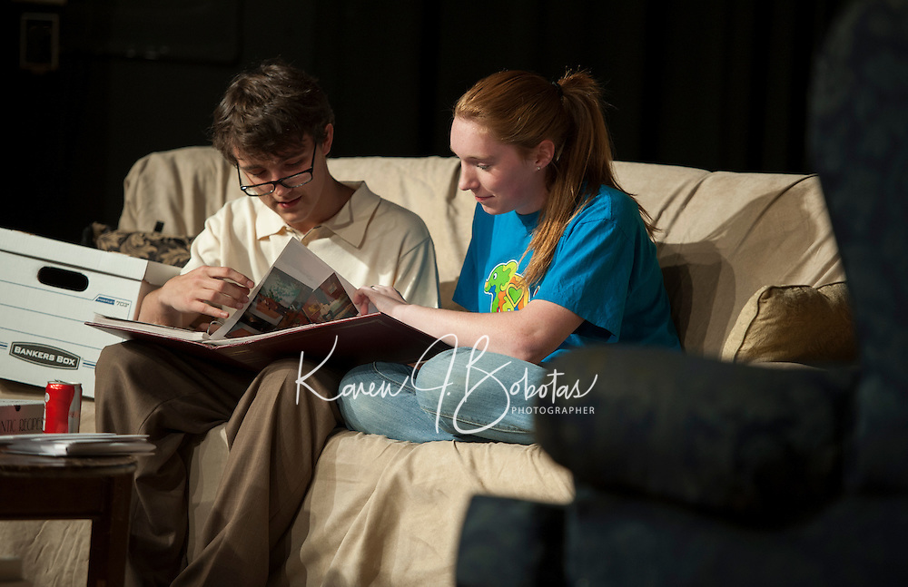 """LHS Theater Arts presents """"Letters From My Father"""" November 7, 2012"""