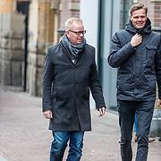 NLD/Amsterdam//20170309 - Herdenkingsdienst Guus Verstraete, John Lukken
