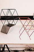 Truss vases by THINKK Studio