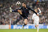 FOOTBALL - UEFA CHAMPIONS LEAGUE 2009/2010 - 1/8 FINAL - 2ND LEG - REAL MADRID v OLYMPIQUE LYONNAIS - 10/03/2010 - PHOTO JEAN MARIE HERVIO / DPPI - LISANDRO LOPEZ (OL)