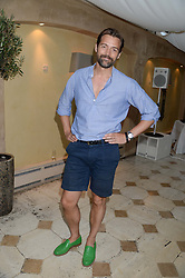 PATRICK GRANT at an evening of Dinner & Dancing at Daphne's, 112 Draycott Avenue, London SW3 on 24th July 2013.