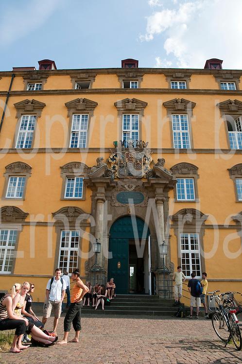Schloss (Universitaet), Osnabrueck, Niedersachsen, Deutschland.|.Palace, university, Osnabrueck, Lower Saxony, Germany..