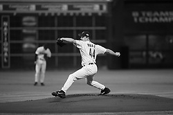 Roy Oswalt pitching during a game