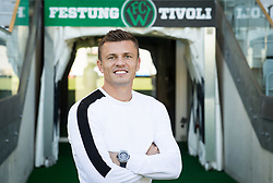 Portrait of Zlatko Dedic, Slovenian football player of FC Wacker Innsbruck, on September 27, 2018 in Stadion Tivoli Neu, Innsbruck, Austria.  Photo by Vid Ponikvar / Sportida
