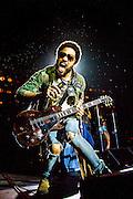 Lenny Kravitz in Woodlands, TX