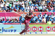 Cricket - India v West Indies In the USA