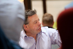 UK ENGLAND LONDON 22JUN16 - British businessman Arron Banks during an interview in Westminster, London.<br /> <br /> He is the co-founder (with Richard Tice) of the Leave.EU campaign and reportedly donated 1 million pound Sterling to the UK Independence Party in 2014.<br /> <br /> jre/Photo by Jiri Rezac<br /> <br /> © Jiri Rezac 2016
