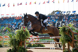 Oiwa Yoshiaki, JPN, Calle 14<br /> Olympic Games Rio 2016<br /> © Hippo Foto - Dirk Caremans<br /> 09/08/16