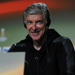 Arsenal Europa Cup presser, Madrid, 2 May 2018