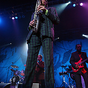 NLD/Amsterdam/20050705 - Concert Roxy Music, Andy Mackay