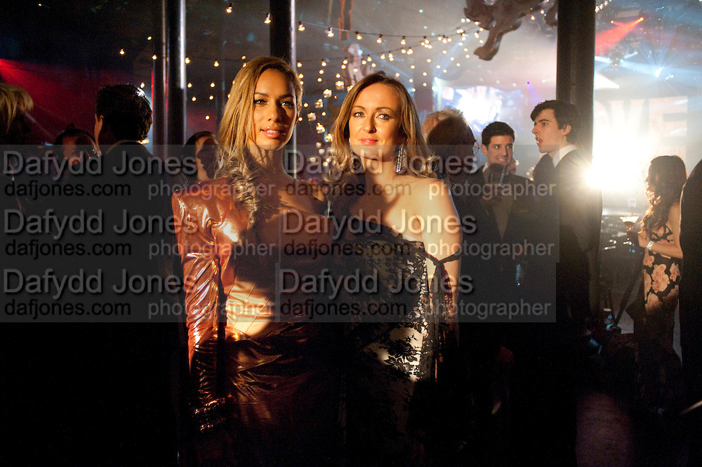 LEONA LEWIS; LUCY YEOMANS; , Natalia Vodianova and Lucy Yeomans co-host The Love Ball London. The Roundhouse. Chalk Farm. 23 February 2010.  To raise funds for The Naked Heart Foundation, a children's charity set up by Vodianova in 2005.<br /> LEONA LEWIS; LUCY YEOMANS; , Natalia Vodianova and Lucy Yeomans co-host The Love Ball London. The Roundhouse. Chalk Farm. 23 February 2010.  To raise funds for The Naked Heart Foundation, a childrenÕs charity set up by Vodianova in 2005.
