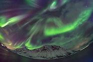 2018 Norway Auroras