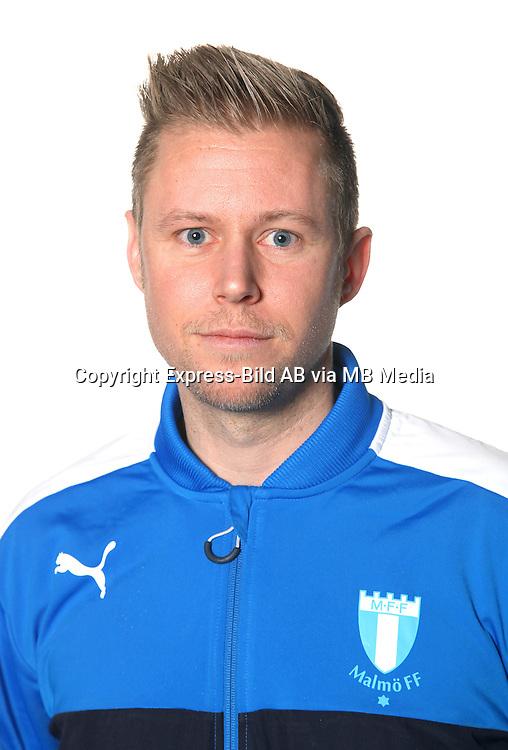 Jesper Robertsson<br /> Halvfigur<br /> @Leverans<br /> Allsvenskan 2016<br /> Fotboll