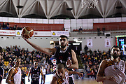 Amedeo Tessitori<br /> Unicusano Roma - Angelico Biella<br /> Campionato Basket LNP 2016/2017<br /> Roma 29/01/2017<br /> Foto Ciamillo-Castoria