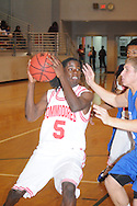Lafayette High vs, Tupelo High in boys high school basketball action during the Coach C Classic in Oxford, Miss. on Saturday, December 11, 2010.