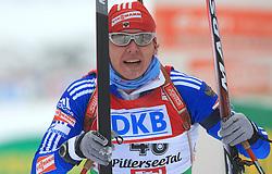 Ivan Tcherezov (RUS) at Men 20 km Individual at E.ON Ruhrgas IBU World Cup Biathlon in Hochfilzen (replacement Pokljuka), on December 18, 2008, in Hochfilzen, Austria. (Photo by Vid Ponikvar / Sportida)