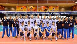 20150613 NED: World League Nederland - Finland, Almere<br /> Team Finland