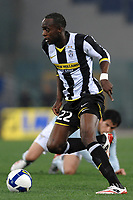 Fotball<br /> Italia<br /> Foto: Inside/Digitalsport<br /> NORWAY ONLY<br /> <br /> Mohamed Sissoko (juventus)<br /> <br /> 03.03.2009<br /> Coppa Italia Semifinale - Italy Cup semifinal 1st Leg<br /> Lazio v Juventus (2-1)