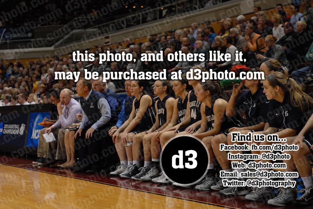 2015 NCAA Women's Basketball Championship Quarterfinals