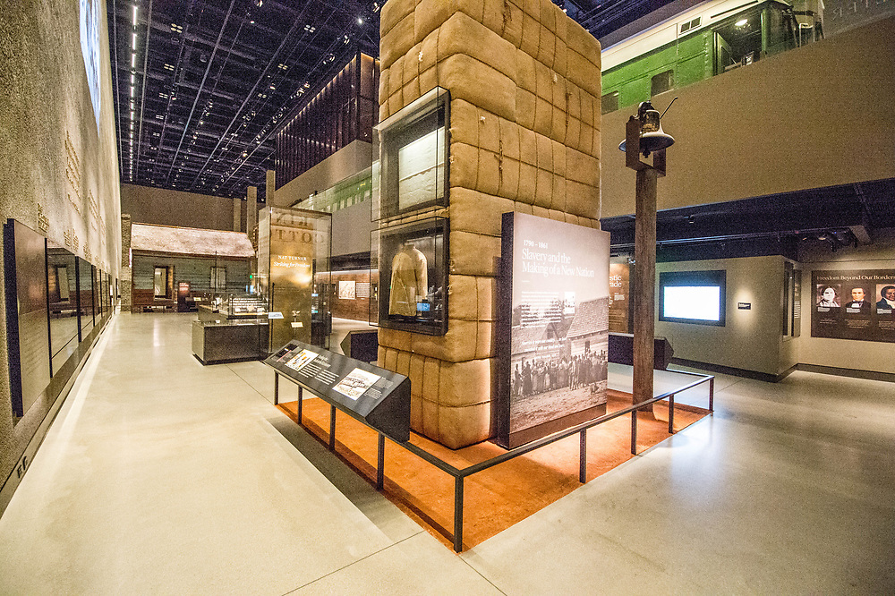 National Museum of African American History and Culture, Washington D.C.