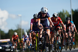 Louise Hansen (DEN) during Ladies Tour of Norway 2019 - Stage 2, a 131 km road race from Mysen to Askim, Norway on August 23, 2019. Photo by Sean Robinson/velofocus.com