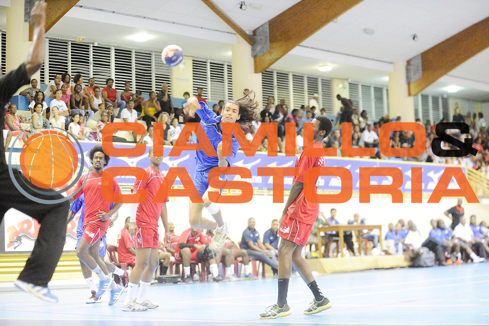 DESCRIZIONE : Handball Homme Martinique Stage Cedric Sorhaindo<br /> GIOCATORE : Antoine Grebille<br /> SQUADRA : All Star Cedric Sohraindo<br /> EVENTO : <br /> GARA : All Star Cedric Sohraindo All Star Martinique<br /> DATA : 21 06 2013<br /> CATEGORIA : Handball Homme<br /> SPORT : Handball<br /> AUTORE : JF Molliere <br /> Galleria : France Hand 2012-2013 Action <br /> Fotonotizia : Handball Homme Martinique Stage Cedric Sorhaindo