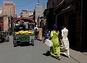 MAROC, Marrakesh.