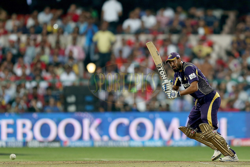 Yusuf Pathan during the final of the Pepsi Indian Premier League Season VII 2014 between the Kings XI Punjab and the Kolkata Knight Riders held at the M. Chinnaswamy Stadium, Bangalore, India on the 1st June 2014. Photo by Jacques Rossouw / IPL / SPORTZPICS<br /> <br /> <br /> <br /> Image use subject to terms and conditions which can be found here:  http://sportzpics.photoshelter.com/gallery/Pepsi-IPL-Image-terms-and-conditions/G00004VW1IVJ.gB0/C0000TScjhBM6ikg