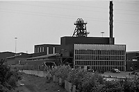 Barnsley Main Colliery. British Coal Barnsley Area. 08/06/1991