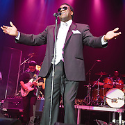 WASHINGTON, D.C. - MARCH 13:  R & B legend Al Green performs at D.A.R. Constitution Hall.  The concert was originally scheduled on Valentine's Day in February but had to be postponed due to the snowpocalypse.