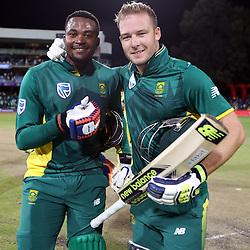 South Africa v Australia ODI DURBAN