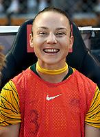 International Women's Friendly Matchs 2019 / <br /> Cup of Nations Tournament 2019 - <br /> Australia v New Zealand 2-0 ( Leichhardt Oval Stadium - Sidney,Australia ) - <br /> Teigen Jacqueline Allen of Australia