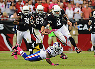 NFL: Buffalo Bills at Arizona Cardinals//20121014