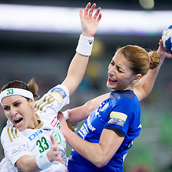 20140301: SLO, Handball - Women's EHF League, RK Krim Mercator vs Gyori Audi ETO KC