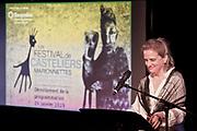 14e Festival de Casteliers 2019, Marionnettes pour adultes et enfants. -  au Pavillon au Théâtre d'Outremont, l'École Secondaire Paul-Gérin-Lajoie, Le théâtre des écuries, OBORO et le Pavillon Saint-Viateur / Montréal / Canada / 2019-01-24, © Photo Marc Gibert / adecom.ca