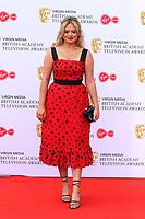 Emily Atack, Virgin Media British Academy (BAFTA) Television Awards, Royal Festival Hall, London, UK, 12 May 2019, Photo by Richard Goldschmidt