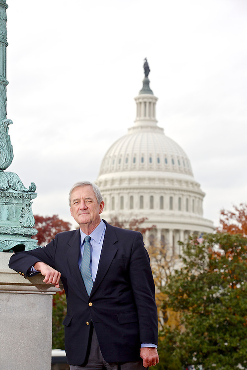 Rep.-elect Rick Nolan, D-Minn. represents Minnesota's 8th District. Nolan arrived in Washington, D.C. this week to register for orientation. He served three terms in Congress from 1975 until 1980 in Minnesota's 6th disrict.