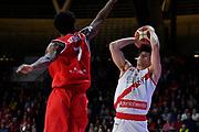Gatto<br /> Pallacanestro Varese v Filou Oostende - FIBA Europe Cup<br /> FIBA Europe Cup 2018/2019<br /> Quarti di finale FIBA Europe Cup - <br /> Varese 27 March 2019<br /> Foto Mattia Ozbot / Ciamillo-Castoria