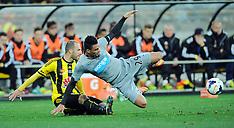 Wellington-Football, Phoenix v Newcastle United